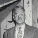 1948 Sheriff Paul Galleher