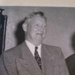 1954 Sheriff Robert Woods