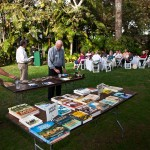 An event to remember -- Gilmore Adobe and gardens, history, Magic, books, food, great company