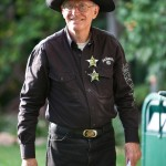 Sheriff Eric Nelson at High Noon