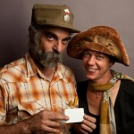 Paul Greenstein and Dydia DeLyser