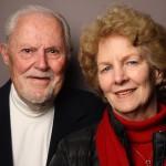 Michele Clark and Richard Gilman