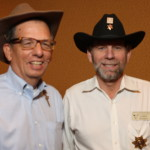 Bob Jacoby and Deputy Sheriff, Larry Boerio