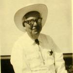 1950 Sheriff Paul Bailey
