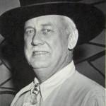 1958 Sheriff Arthur Woodward