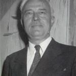 1961 Sheriff George Fullerton