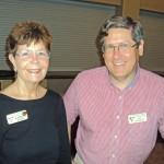 Jeanette Davis & Phil Brigandi