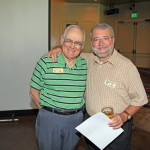 Abe Hoffman & 2013 Sheriff  Joe Cavallo