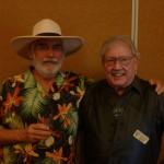 Gary Turner and Ken Pauley