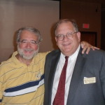 Joe Cavallo and Michael Hecht