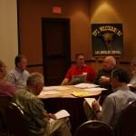 July 2015 Trail Boss meeting